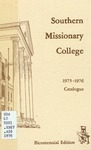 Southern Missionary College 1975-1976 by Southern Missionary College