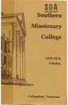 Southern MIssionary College Catalog 1978-1979 by Southern Missionary College