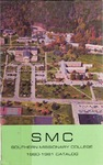 Southern Missionary College Catalog 1980-1981 by Southern Missionary College
