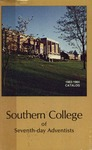 Southern College Catalog 1983-1984 by Southern College of Seventh-day Adventists