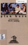 Southern Adventist University Catalog 2000-2001