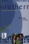 Southern Adventist University Catalog 2001-2002 by Southern Adventist University