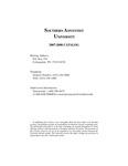 Southern Adventist University Undergraduate Catalog 2007-2008
