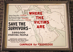 Where The Victims Are by Ethel Franklin Betts Bains and Near East Relief