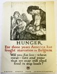 Hunger by Henry Raleigh