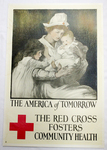 The America of Tomorrow by Blanche Geer and American Red Cross