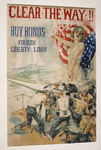 Clear the Way by Howard Chandler Christy and United States Government