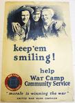 Keep Em' Smiling by M. Leone Bracker