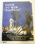 Farm To Win Over There by Adolph Treidler and United States Department of Labor