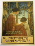 Interchurch World Movement by Jessie Wilcox Smith