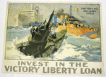 Invest in the Victory Liberty Loan by Leon Alaric Shafer
