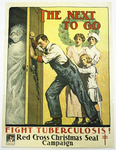 The Next to Go, Fight Tuberculosis by Sackett & Wilhelms Corp.